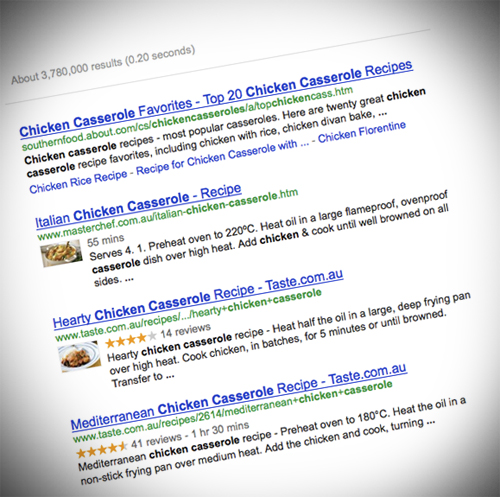 Rich Snippets - Reviews