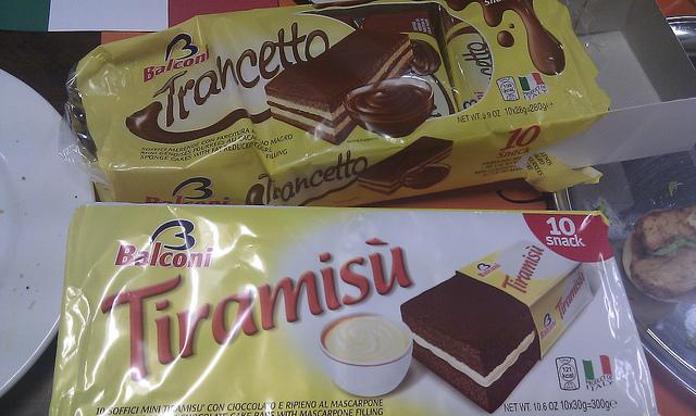 Italian treats from Director of SEO, Matthew Forzan