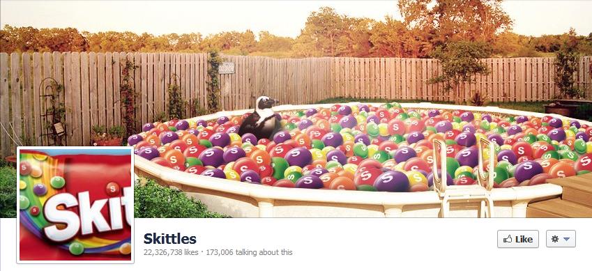 Skittles Cover Photo