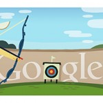 archery-london-olympics-2012-google-doodle