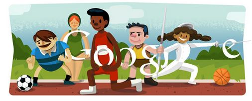 Post image for Google's Olympic Doodles – Clever, Fun and Challenging!
