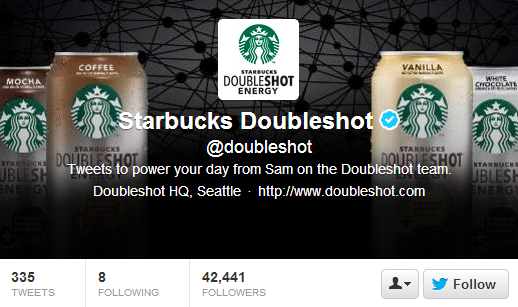 Double Shot Twitter Header