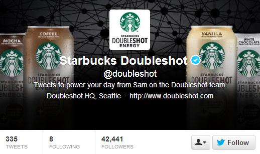 Double Shot Twitter Header