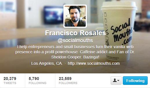 Socialmouths Twitter Header