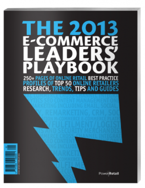 2013 E-Commerce Leaders Playbook