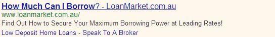 Question Headline Example