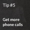Thumbnail image for Express CRO Tip Series #5 – How To Get More Phone Calls