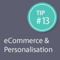 Thumbnail image for Express CRO Tip Series #13 – eCommerce and Personalisation = Sales Boost