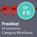 Thumbnail image for Express CRO Tip Series #16 – FREE Ecommerce Category Wireframe