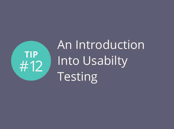 Express CRO Tip Series #12 – An Introduction into Usabilty Testing