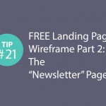 Free Newsletter Page Download