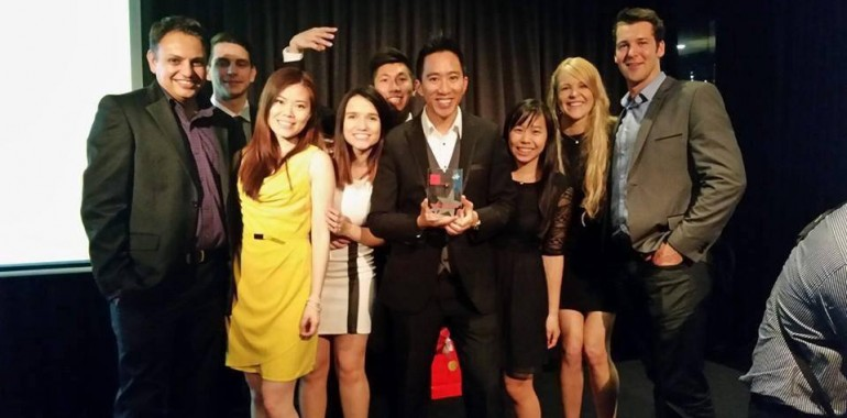 E-Web Marketing Wins #10 Best Place to Work in Australia