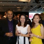 E-Webber's celebrating @ BRW's Best Places to Work Party 2014
