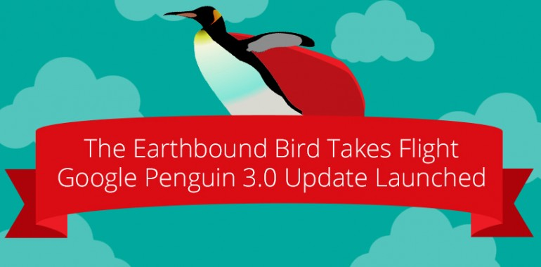WEBINAR: The Earthbound Bird Takes Flight: Google Penguin 3.0