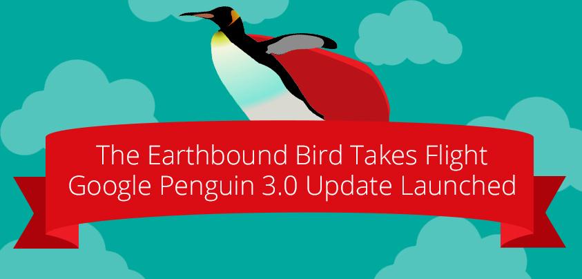 WEBINAR: The Earthbound Bird Takes Flight: Google Penguin 3.0